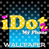 Polka Dot Wallpaper 2!