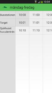 Värmlandstrafik- screenshot thumbnail