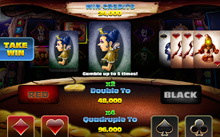 Screenshot of Nuri Slots - Lightning Fever