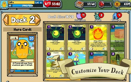 Card Wars - Adventure Time Screenshot 27