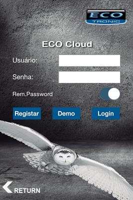 ECO Cloud - screenshot