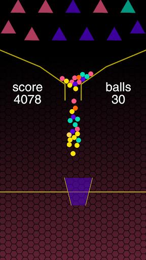 【免費休閒App】Flashy Balls!-APP點子