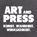 ARTandPRESS logo