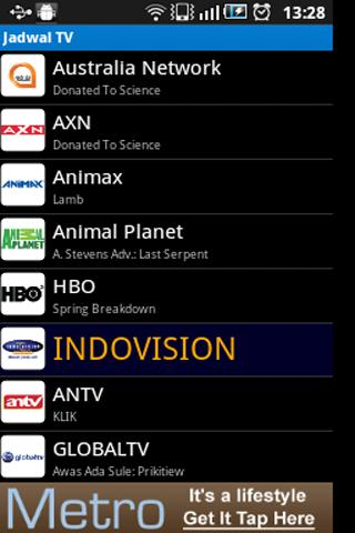 Jadwal TV- screenshot