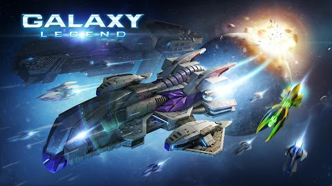 Galaxy Legend Screenshot 24