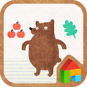 Honey Bear Dodol Theme icon