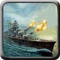 Navy Warship 3D Battle icon