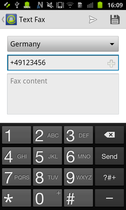 send fax from pc to fax machine free
