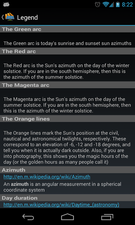 Sun Board Sunrise Sunset - screenshot