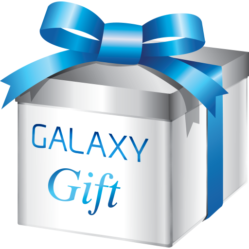 GALAXY Gift Africa Icon