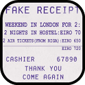 Fake Receipt Generator icon
