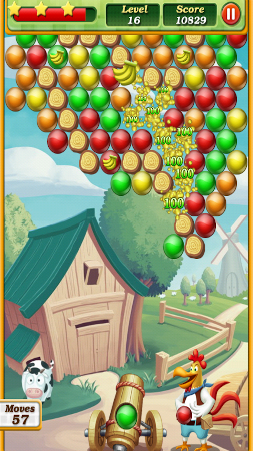 Farm Bubble- screenshot