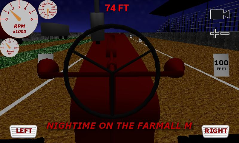 Tractor Pulling - screenshot