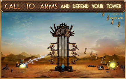 Steampunk Tower Screenshot 14