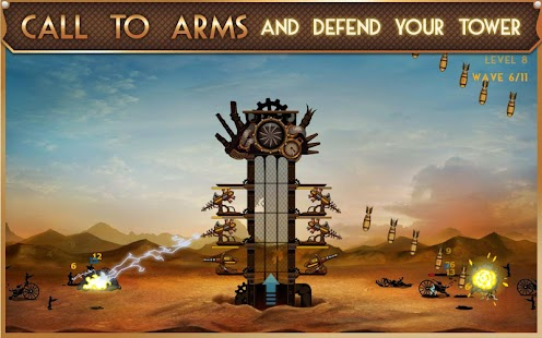 Steampunk Tower Screenshot 26