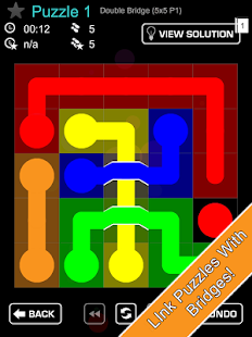 Link Cross -puzzle game