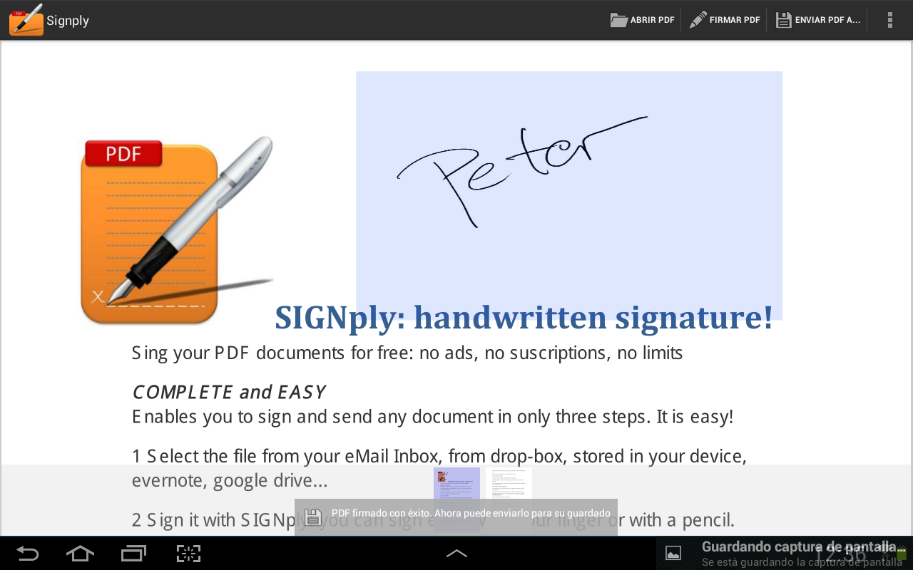 sign pdf with digital signature legally binding