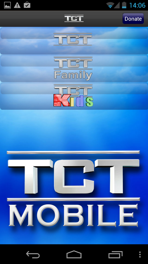 TCT - TV That Inspires - screenshot