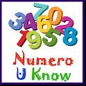 Numero U Know : Learn 1 to 100 icon