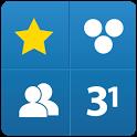 Tabr widget icon