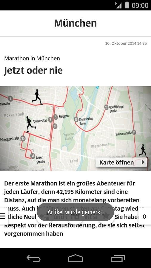 Süddeutsche.de - Nachrichten - screenshot