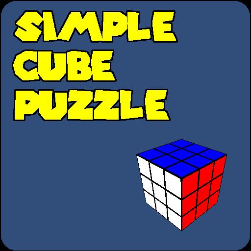 Simple Cube Puzzle LOGO-APP點子