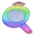 얼굴분석거울 logo