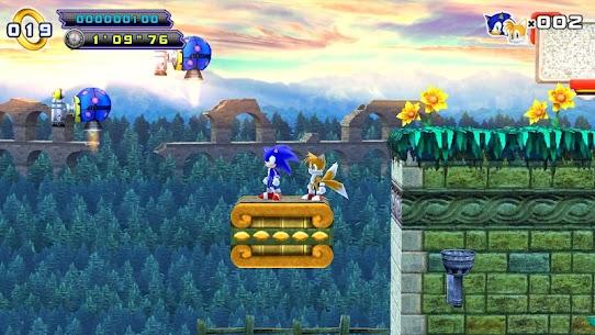 Sonic 4 Episode II Sonic 4 Episode II v1.9 Mod APK OBB 1