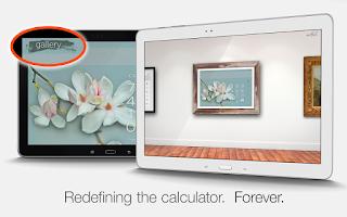 Screenshot of Artful Calculator Free