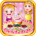 Baby Hazel Mothers Day mobile app icon