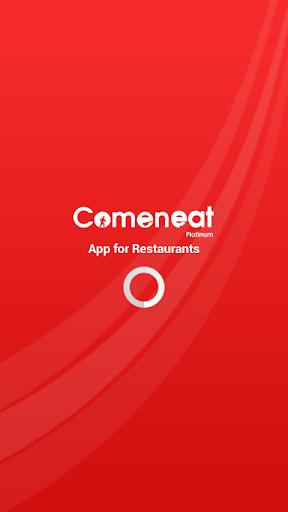 Comeneat Order Receive App