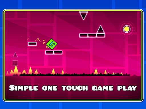 Android/PC/Windows的几何冲刺精简版 (Geometry Dash Lite) (apk) 游戏 免費下載 screenshot