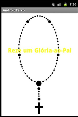 Terço Online- screenshot