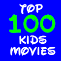 Top 100 Kids Movies List icon