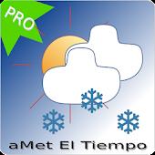 aMet El Tiempo PRO