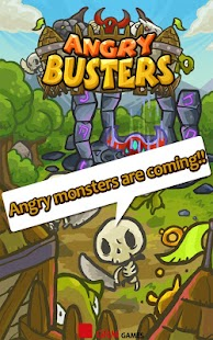 Angry Busters- screenshot thumbnail