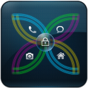 Colorful life golauncher theme icon