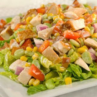 Chopped Succotash Salad Recipe