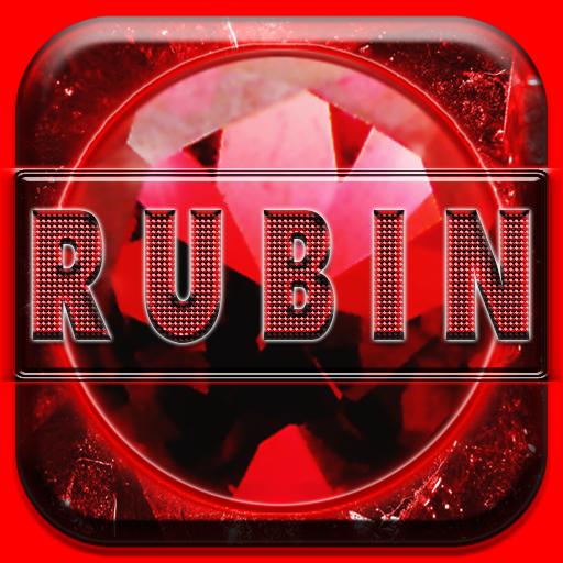NEXT LAUNCHER 3D THEME RUBIN