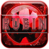 NEXT LAUNCHER 3D THEME RUBIN