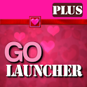 Love Hearts Theme 4 GOLauncher icon
