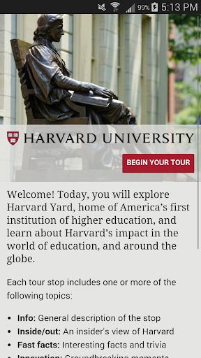 Harvard Yard Tour