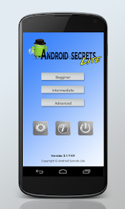 Secrets Lite for Android screenshot 0