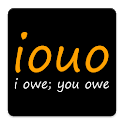iouo - I owe; you owe icon