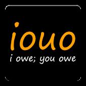 iouo - I owe; you owe