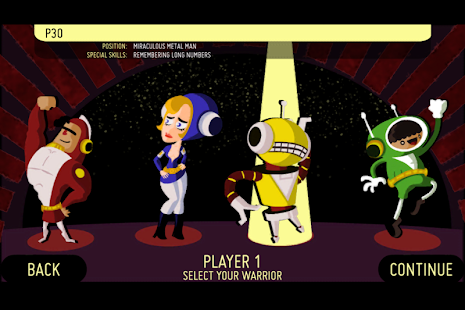 Sci-Fighters Screenshot 3