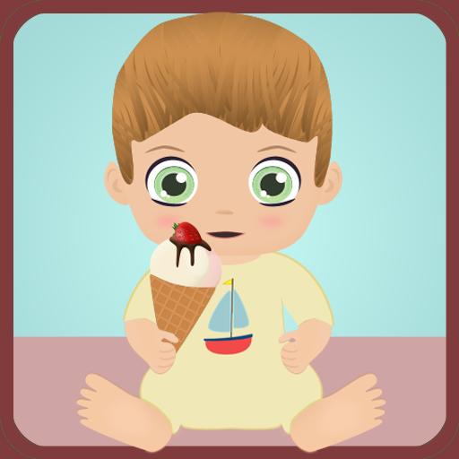 餵養 寶寶 的遊戲 LOGO-APP點子