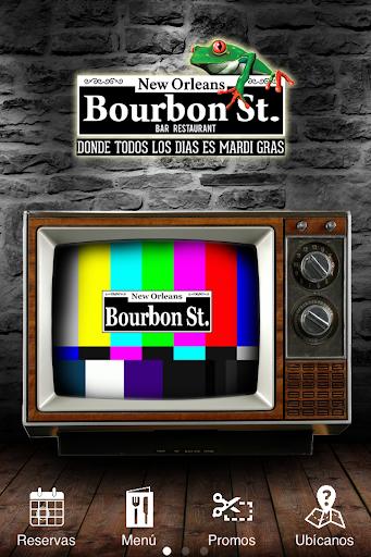 Bourbon St App