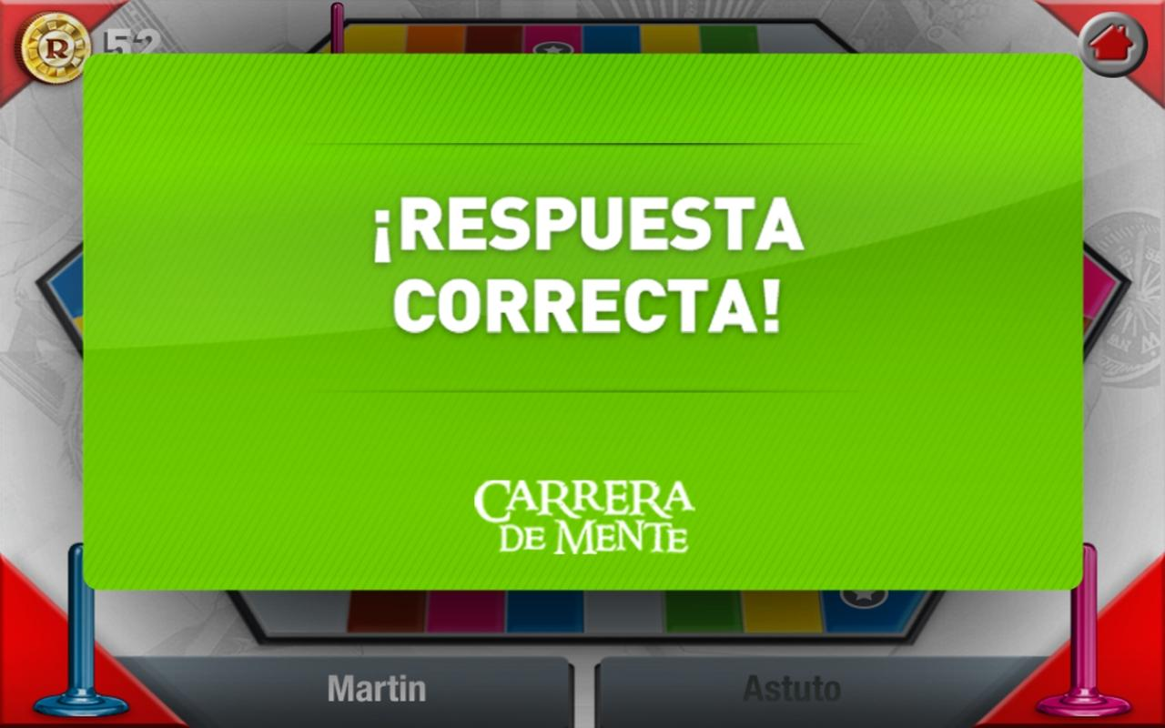 Carrera de Mente - screenshot