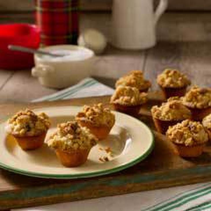 Lug Nut Coffeecakes Recipe